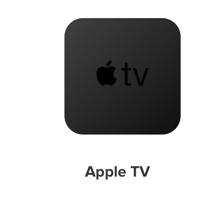 Connect your Apple TV