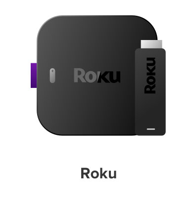 Connect Your Roku