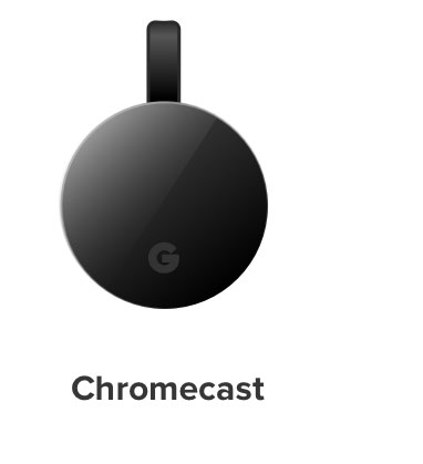 Connect Your Chromecast