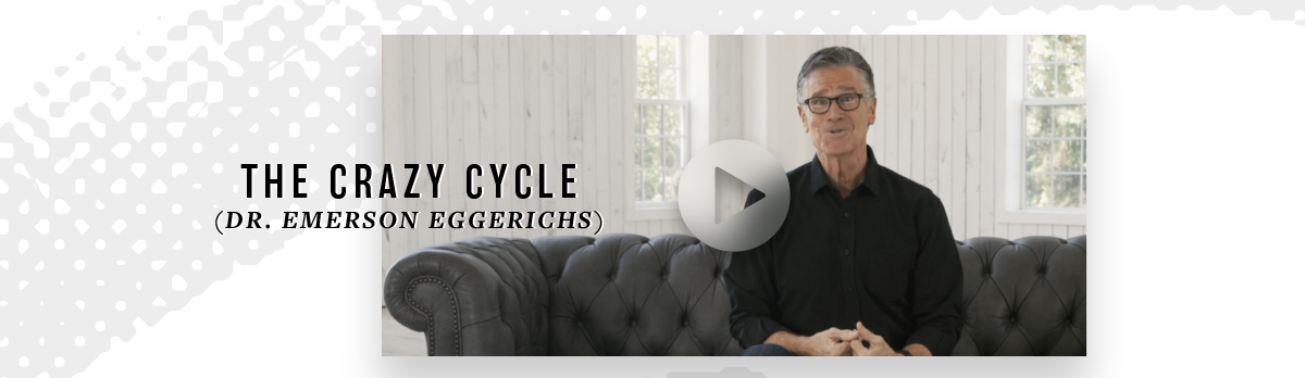 The Crazy Cycle with Dr. Emerson Eggerichs